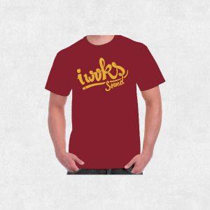 Tee Shirt I Woks Sound