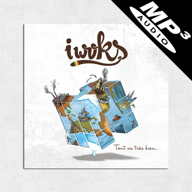 "Albums I Woks ""Tout va bien ..."" MP3"