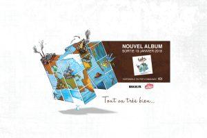 """Nouvel albums I Woks """"Tout va bien ..."""" Sortie le 19 Janvier 2018"""