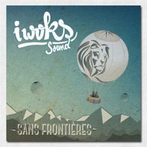 """Vignette album """"Sans frontières"""""""