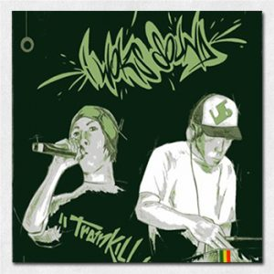 "Vignette album ""Trankill"""