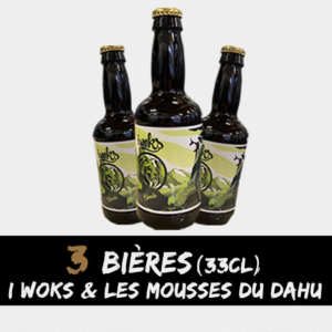 Mousses du Dahu - Iwoks